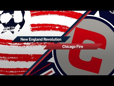 Highlights: New England Revolution vs. Chicago Fire | June 17, 2017