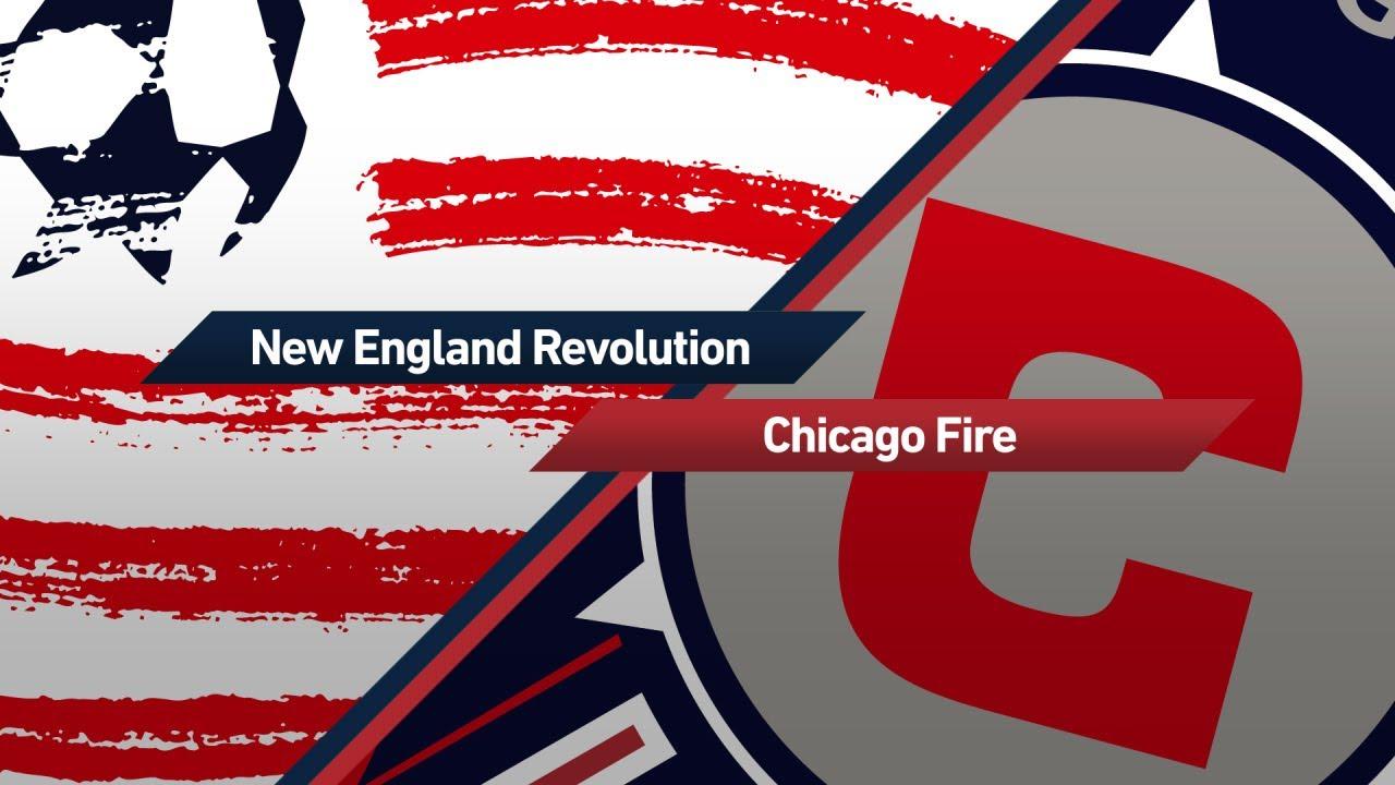 da34a114c Highlights: New England Revolution vs. Chicago Fire | June 17, 2017 ...
