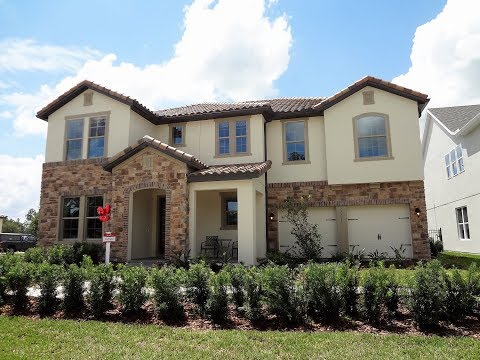 Windermere New Homes - Windermere Isle by Beazer Homes - Washington Model