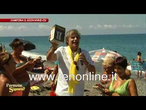ten   PERMETTE SIGNORA 13 agosto 2016   Campora San Giovanni