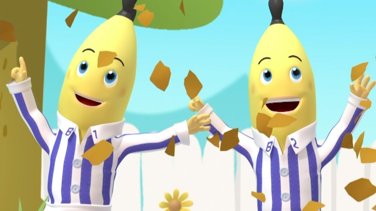 Gardening Bananas | Cartoons | Bananas in Pajamas Official | Bananas in Pajamas Full Episodes