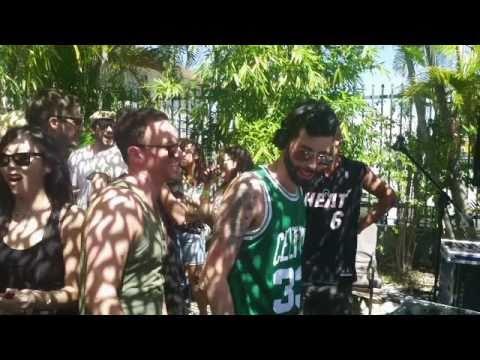 Soul Clap in Miami, 2011