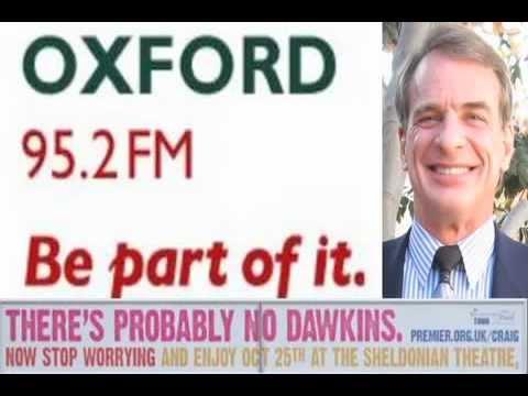 BBC Oxford Radio: William Lane Craig Interview (Reasonable Faith UK Tour Oct 17-26)