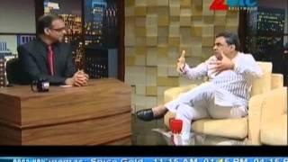 Paresh Rawal With Komal Nahta
