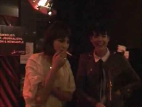 Alexa Chung & Alex Turner - Love is a laserquest