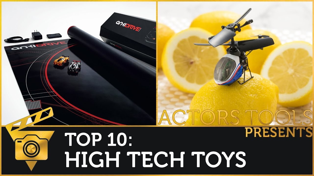 Coolest High Tech Toys Top 10