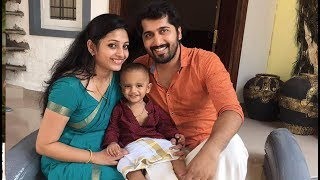 കുടുംബത്തെ കുറിച്ച് അരുൺ  Bharya serial actor Arun Raghav on family Sthreepadham actor Arun Raghav