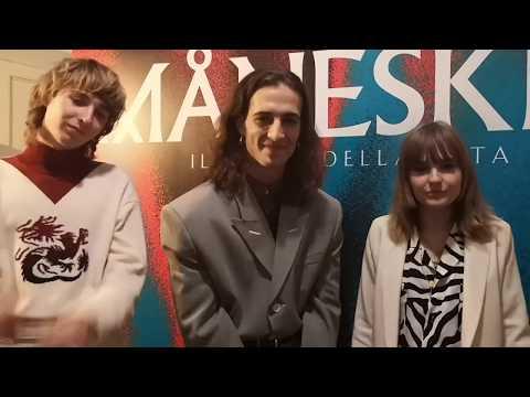 Maneskin parlano del loro nuovo disco Il Ballo della vita