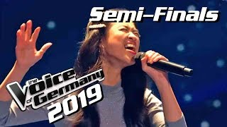 Gambar cover Beyoncé - Listen (Claudia Emmanuela Santoso) | The Voice of Germany 2019 | Semi-Finals