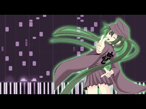 Senbonzakura - Hatsune Miku (Piano Tutorial / Synthesia)