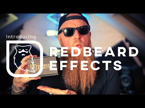 RISE OF THE RED BEARDS!!! | Introducing RedBeard Effects