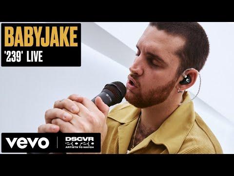 BabyJake - 239   Vevo DSCVR Artists to Watch 2020
