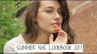 NYC Summer Lookbook | June 2017 | Jessica Clements