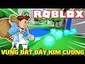 Roblox | KIA LẠC VÀO VÙNG ĐẤT ĐẦY KIM CƯƠNG - Gem Collecting Simulator | KiA Phạm