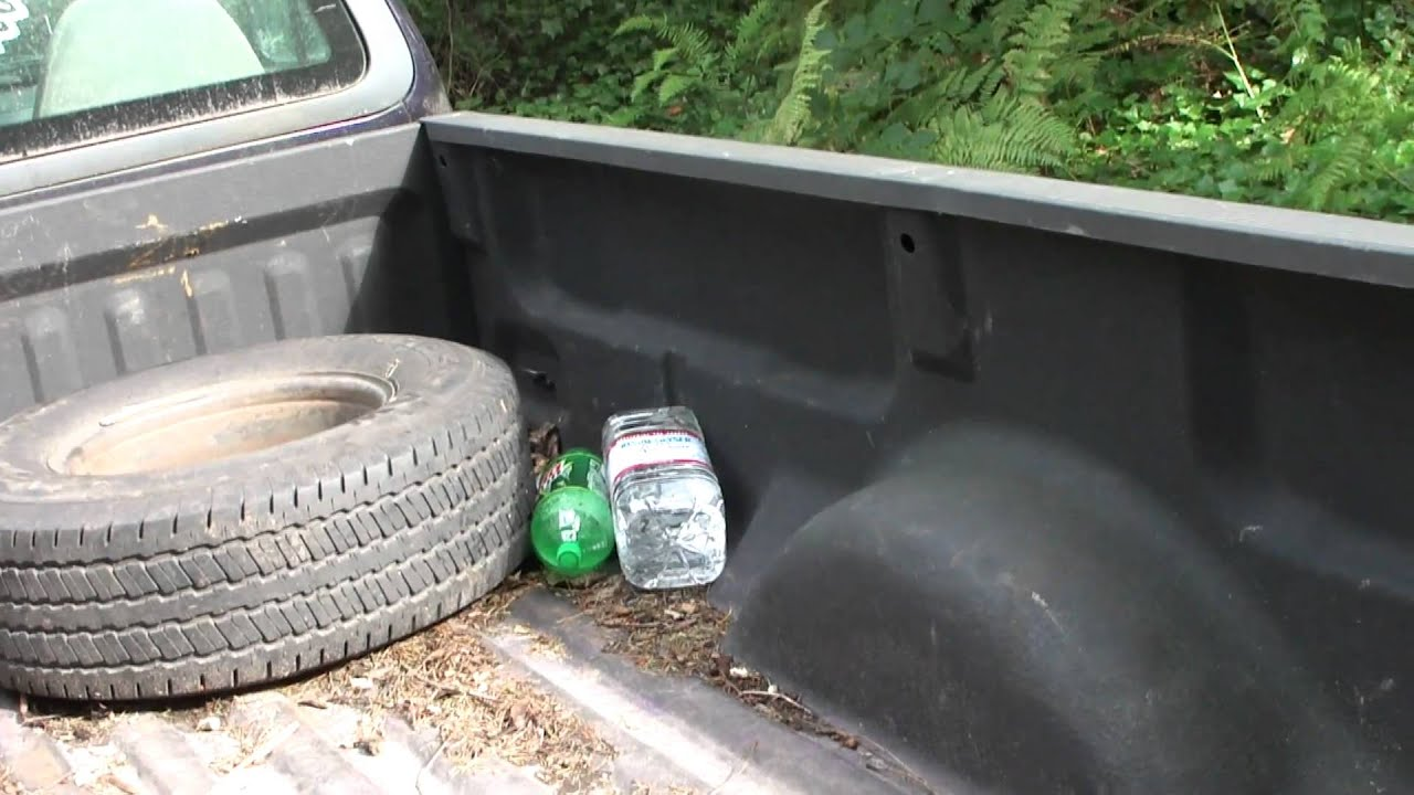 Truck Bed Tie Down Problem Solved Youtube
