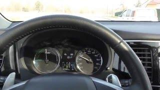 Mitsubishi Outlander PHEV - fully electric drive