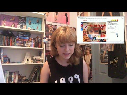 Taking Taylor Swift Buzzfeed Quizzes - Let's Talk Swift