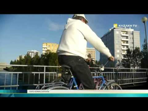EXPO Комиссарлары №7 (05.06.2017) - Kazakh TV