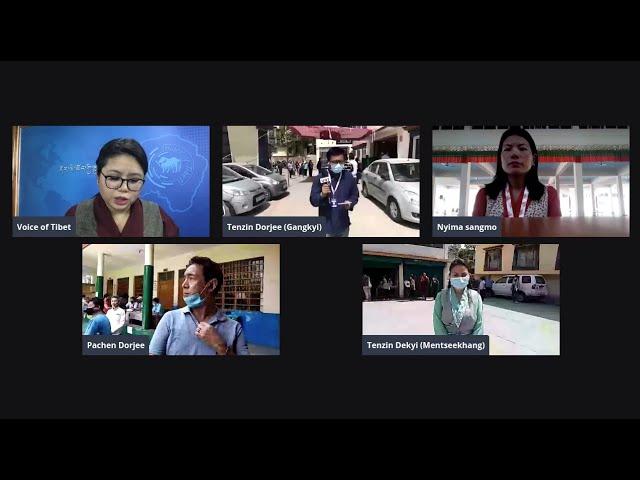 Tibet Election 2021(Morning)