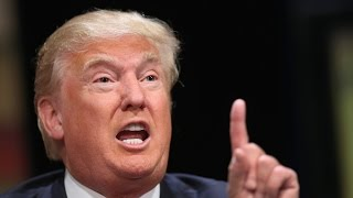 Donald Trump Fires Back at Pope Francis