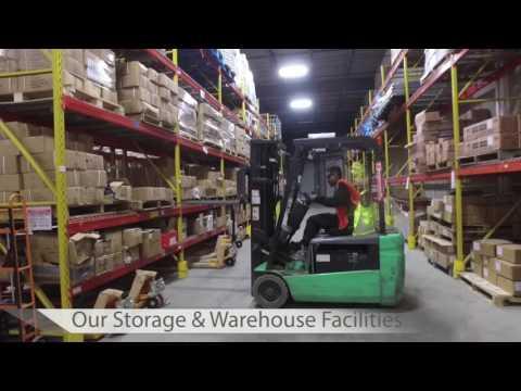 Ontario Container Transport - Air & Ocean Freight
