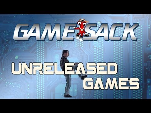 Unreleased Games - Game Sack