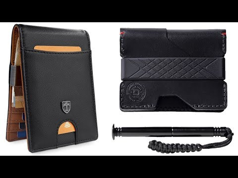 7 Best Wallets 2018 - Coolest Wallet You Can Buy On Amazon.