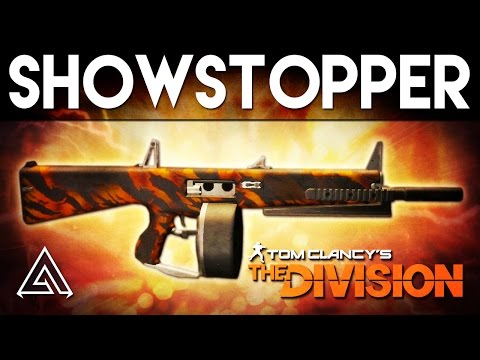 The Division | How to Get The Showstopper AA-12 Shotgun & Quick Review
