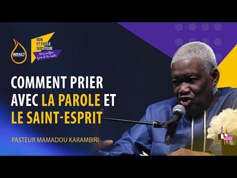 Ps Mamadou Karambiri
