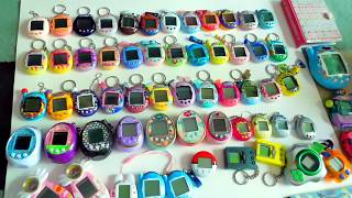 My Tamagotchi Collection