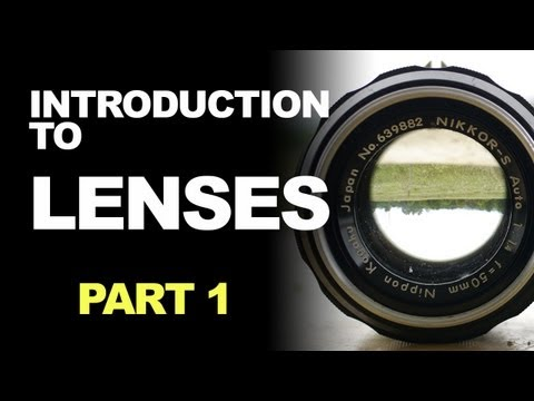 Introduction To Lenses - Part 1