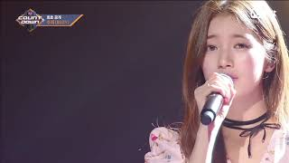 【LIVE繁中字】秀智 Suzy  - 愛著別人 (다른사람을 사랑하고 있어) 180201 Comeback Stage
