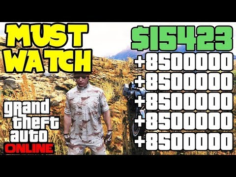 *EASY* How To Duplicate Your Money In GTA 5 Online! FAST (GTA 5 Online Money Glitch) 100% legit