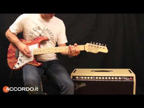 Fender Supersonic Twin, Di Alex Massari