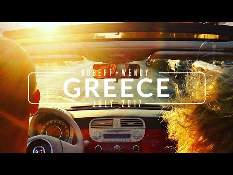 The Best of Greece 2017   GoPro & DJI OSMO