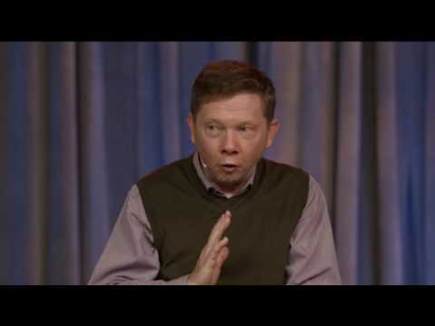 Getting rid of fear - Eckhart Tolle