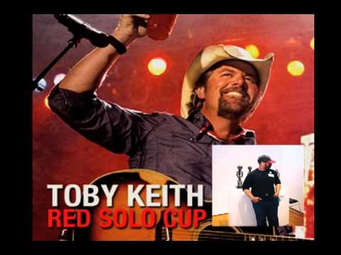 "TOBY KEITH ""RED SOLO CUP"" COVER Cedrick Singer"