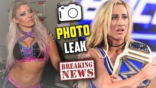 BREAKING NEWS: ALEXA BLISS AND CARMELLA LATEST VICTIMS OF NEW LEAK (WWE PHOTO LEAKS)