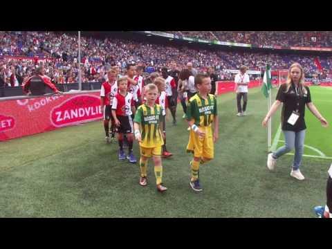 Sfeervideo uitvak ADO Den Haag Supporters in de Kuip