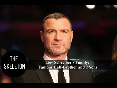Liev Schreiber's Family: Famous HalfBrother and 2 Sons