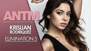 America's Next Top Model Cycle 23 Elimination 5 Krislian Rodriquez