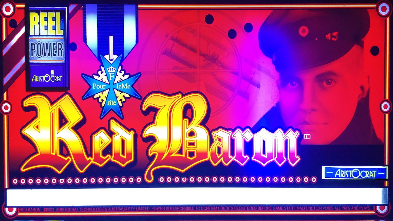 Play red baron slot horseshoe tunica casino reviews