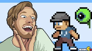 PewDiePie: Legend of the Brofist JackSepticEye Join The Party!