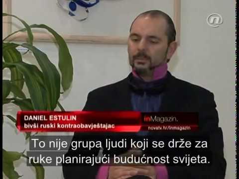 Istinita priča o družbi Bilderberg -  Daniel Estulin interview