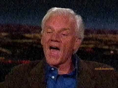 MALCOLM McDOWELL with TOM SNYDER - PT.1