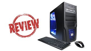 CyberpowerPC Gamer Ultra GUA880 Desktop Review