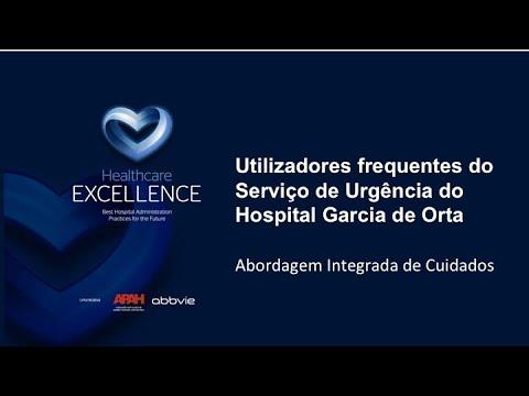UTILIZADORES FREQUENTES SERVIÇO DE URGÊNCIA | HGO+ACES Almada Seixal | HEALTHCARE EXCELLENCE | APAH