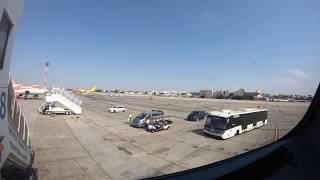 Tel Aviv Ben Gurion Airport - Apron time-lapse