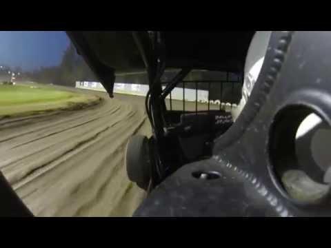 "Lunatik Fringe MotorSports ""SprintCars"" 2014 Night one at Cottage Grove Speedway"