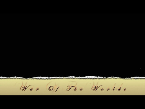 War Of The Worlds - Beenleigh Theatre Group